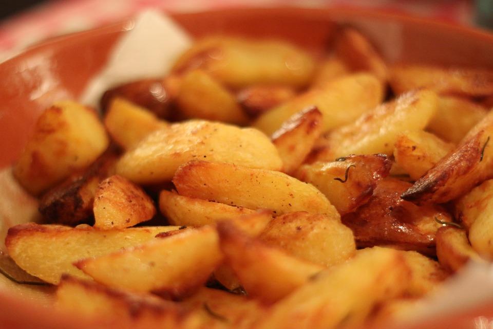 keptos bulves